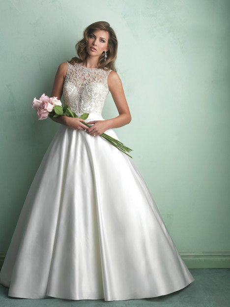 9152 Wedding                                          dress by Allure Bridals