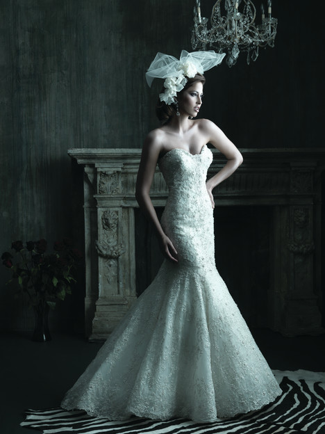C200 gown from the 2014 Allure Couture collection, as seen on dressfinder.ca