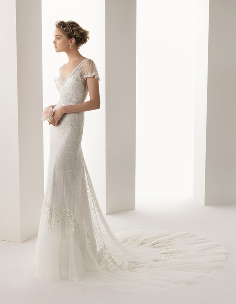 Ulises Wedding                                          dress by Rosa Clara : Soft