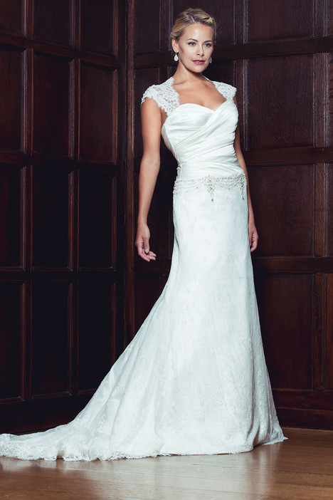 Amber gown from the 2014 Augusta Jones collection, as seen on dressfinder.ca