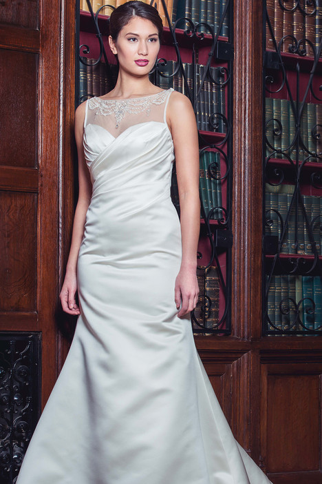 Christy gown from the 2014 Augusta Jones collection, as seen on dressfinder.ca