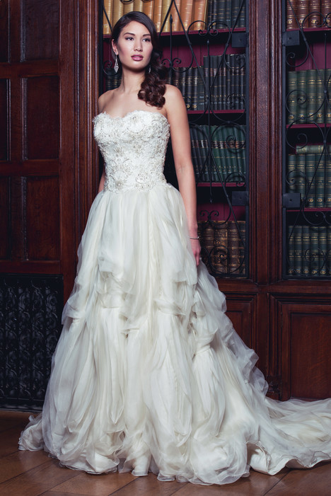 Jacqueline gown from the 2014 Augusta Jones collection, as seen on dressfinder.ca