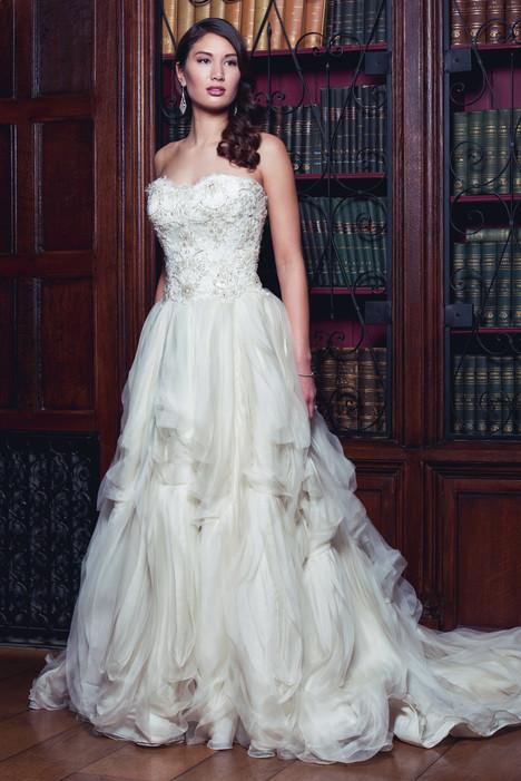Jacqueline Wedding                                          dress by Augusta Jones