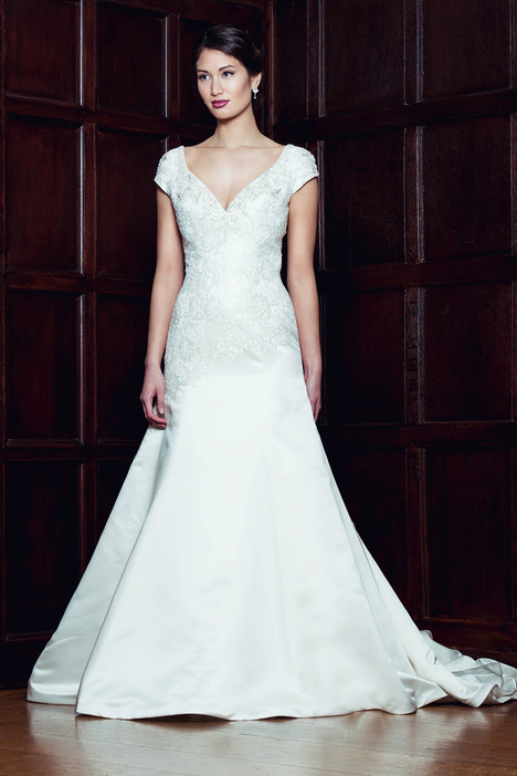 Janet gown from the 2014 Augusta Jones collection, as seen on dressfinder.ca