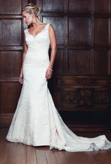 Nicola Wedding dress by Augusta Jones