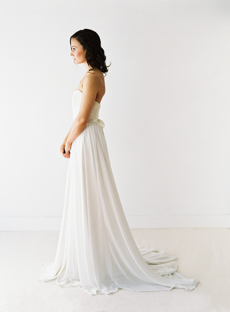 Kristy gown from the 2014 Truvelle collection, as seen on dressfinder.ca