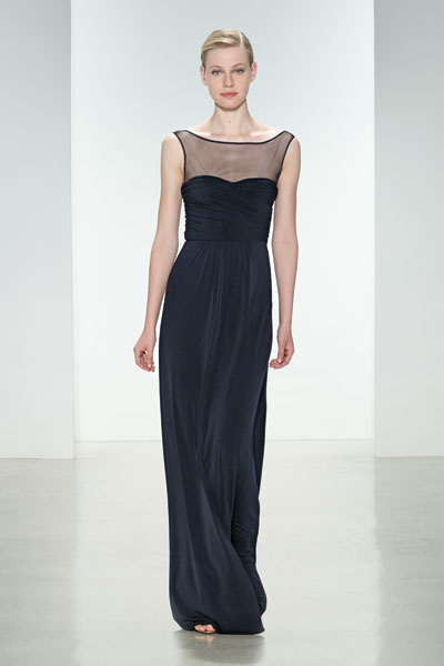 G872 gown from the 2015 Amsale : Bridesmaids collection, as seen on dressfinder.ca