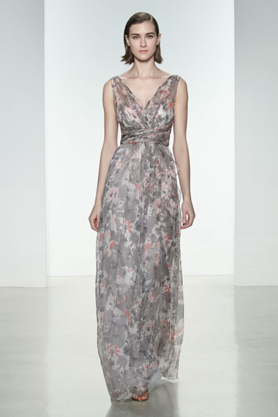 GA117C gown from the 2015 Amsale : Bridesmaids collection, as seen on dressfinder.ca