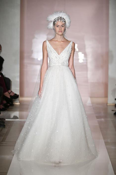 Holly Wedding dress by Reem Acra