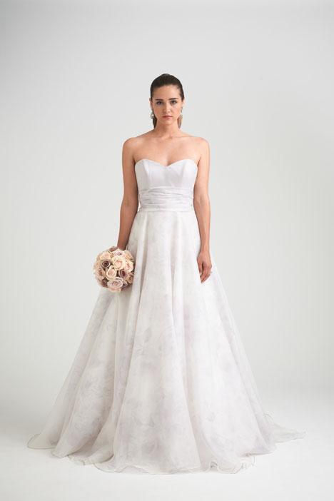 Avignon Wedding                                          dress by Caroline Castigliano