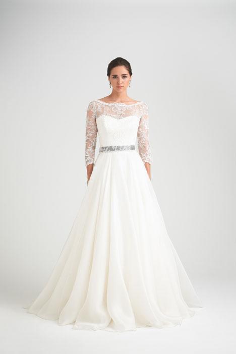 Bellisima + Svetlana Shrug Wedding                                          dress by Caroline Castigliano