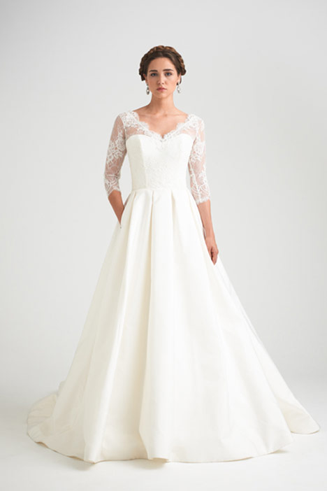 Broadway Wedding                                          dress by Caroline Castigliano
