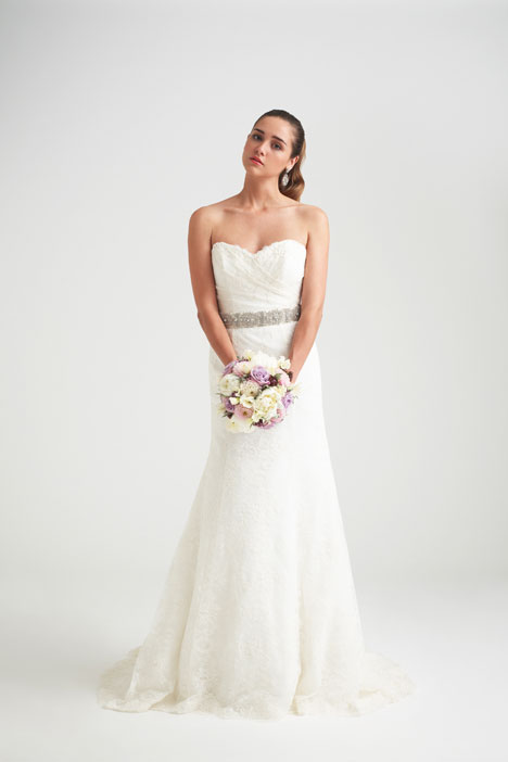 Indianna Wedding                                          dress by Caroline Castigliano