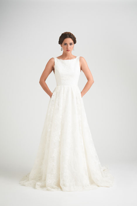 Mesmorizing Wedding                                          dress by Caroline Castigliano