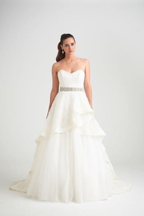 Obsession Wedding                                          dress by Caroline Castigliano