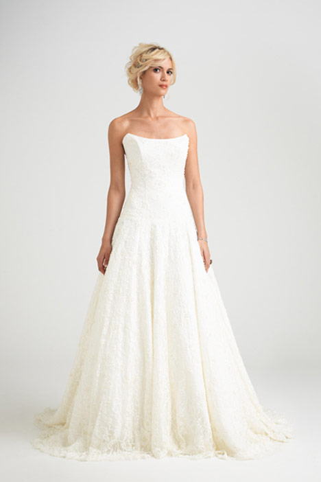 Prima Donna gown from the 2015 Caroline Castigliano collection, as seen on dressfinder.ca