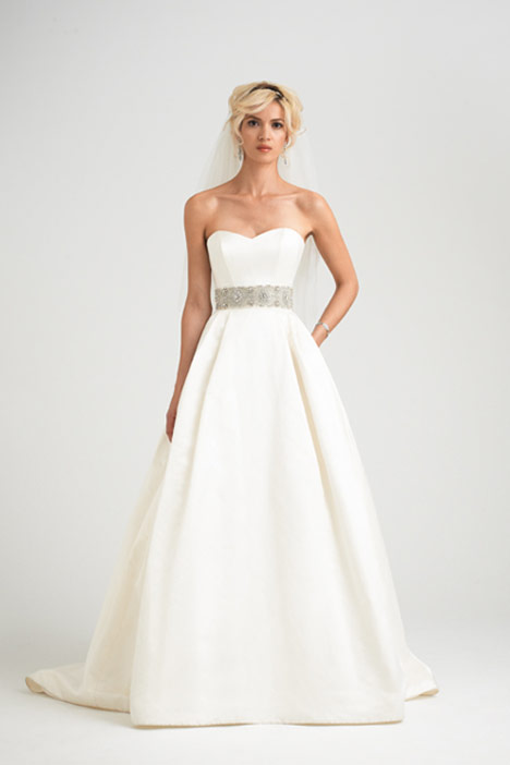 Rosabella Wedding                                          dress by Caroline Castigliano