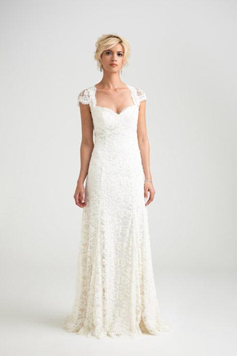 Sardinia Wedding                                          dress by Caroline Castigliano