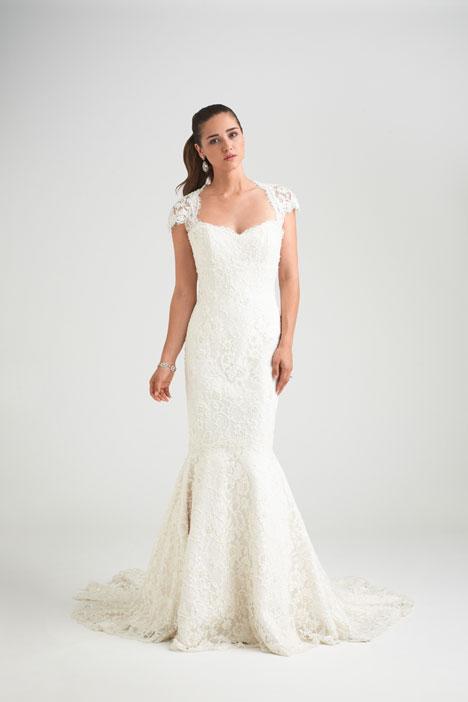 Showstopper Wedding                                          dress by Caroline Castigliano