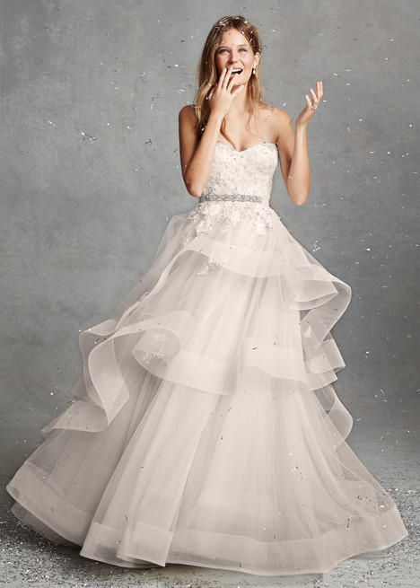 1518 gown from the 2015 Monique Lhuillier: Bliss collection, as seen on dressfinder.ca