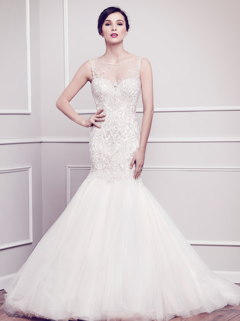1563 gown from the 2015 Kenneth Winston collection, as seen on dressfinder.ca