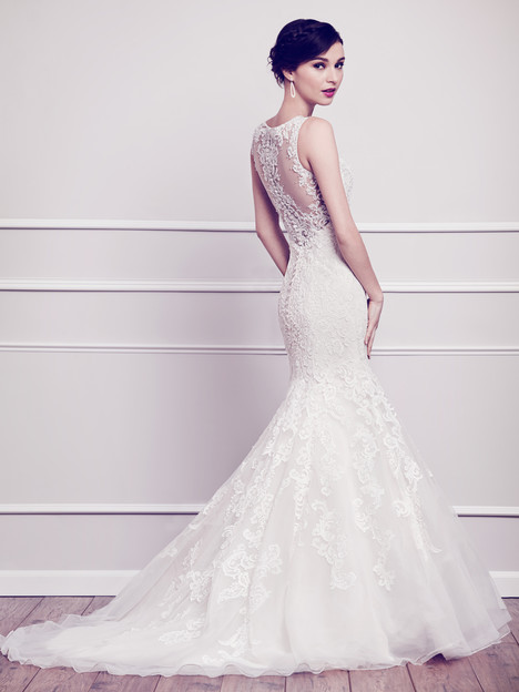 1565 (back) gown from the 2015 Kenneth Winston collection, as seen on dressfinder.ca
