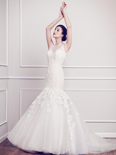 1569 gown from the 2015 Kenneth Winston collection, as seen on dressfinder.ca