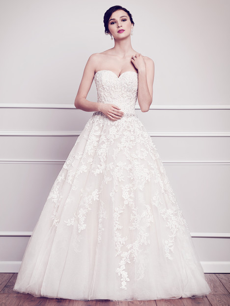 1570 gown from the 2015 Kenneth Winston collection, as seen on dressfinder.ca