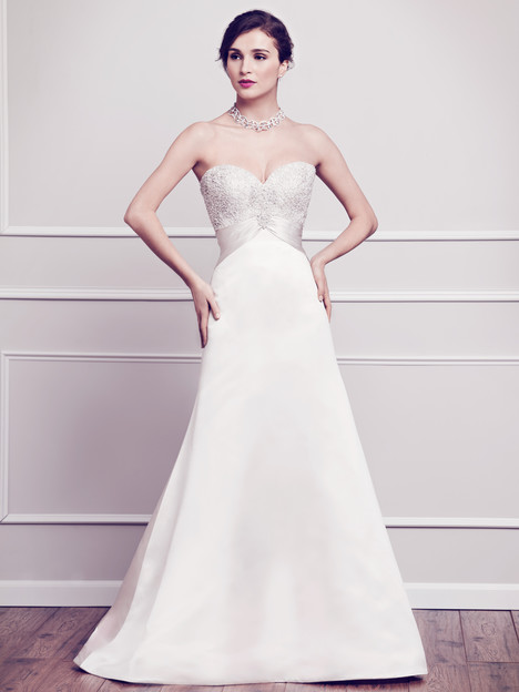 1577 gown from the 2015 Kenneth Winston collection, as seen on dressfinder.ca