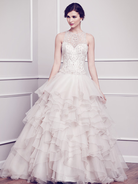 1583 gown from the 2015 Kenneth Winston collection, as seen on dressfinder.ca