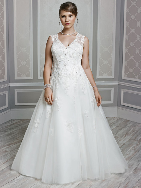 3377 Wedding                                          dress by Femme by Kenneth Winston
