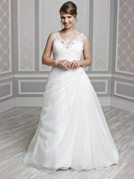 3378 Wedding                                          dress by Femme by Kenneth Winston