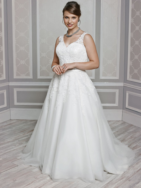 3379 Wedding                                          dress by Femme by Kenneth Winston