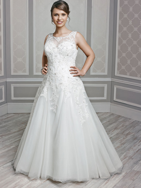 3380 Wedding                                          dress by Femme by Kenneth Winston