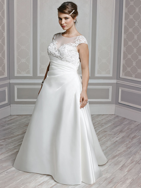 3381 Wedding                                          dress by Femme by Kenneth Winston