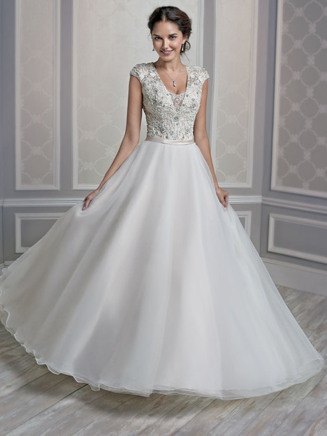 1601 gown from the 2015 Kenneth Winston collection, as seen on dressfinder.ca