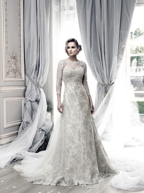 Antilies Wedding                                          dress by Ian Stuart
