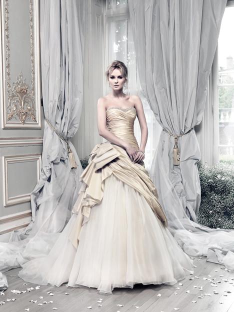 Beauty Queen Wedding                                          dress by Ian Stuart