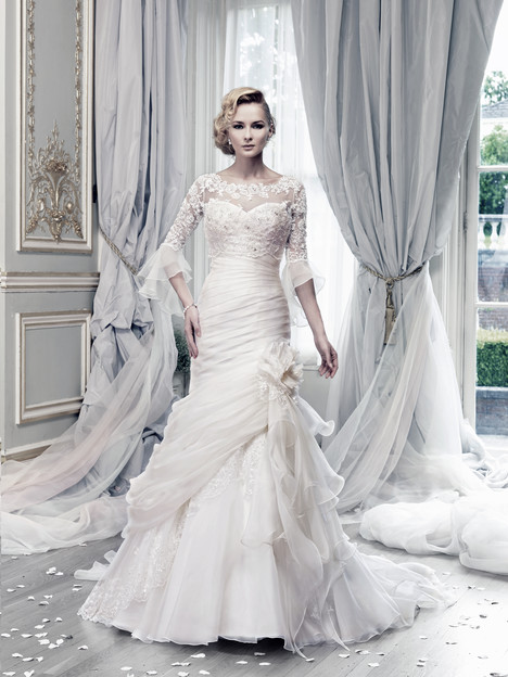 Bewitched (2) Wedding                                          dress by Ian Stuart