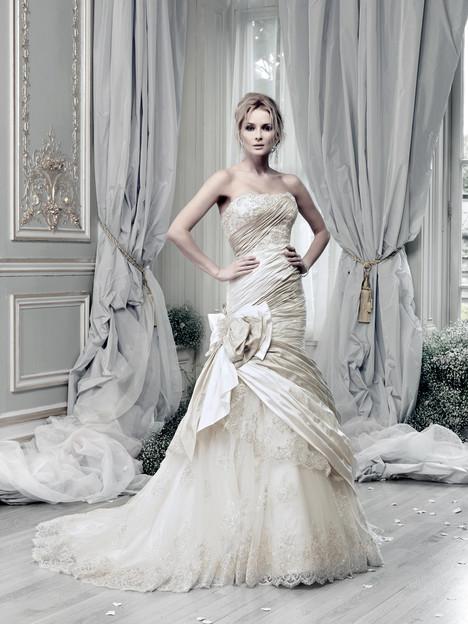 Carousel Wedding                                          dress by Ian Stuart