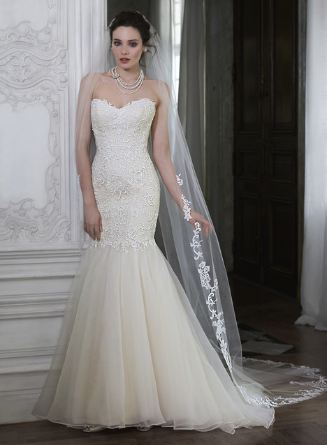 Paulina Marie gown from the 2015 Maggie Sottero collection, as seen on dressfinder.ca