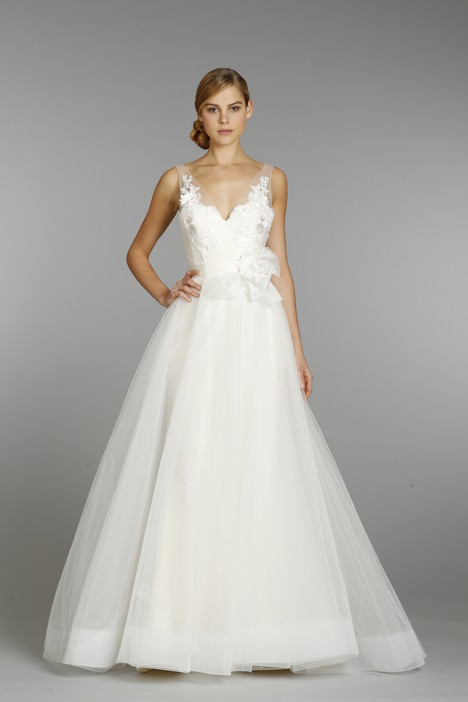 Style 2353 gown from the 2013 Tara Keely by Lazaro collection, as seen on dressfinder.ca