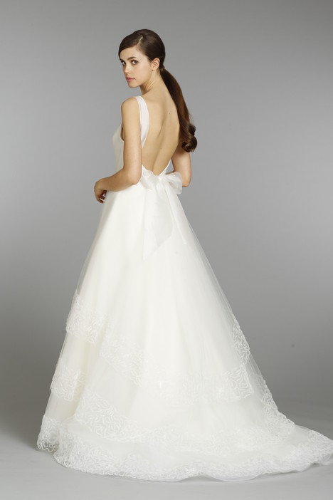 2356 (back) gown from the 2013 Tara Keely collection, as seen on dressfinder.ca