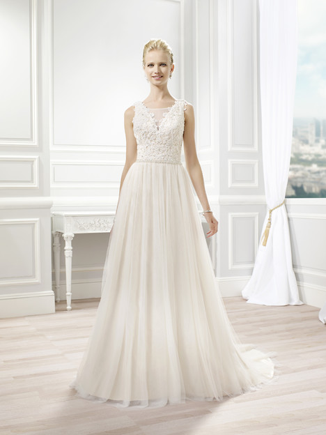 J6344 Wedding dress by Moonlight : Collection