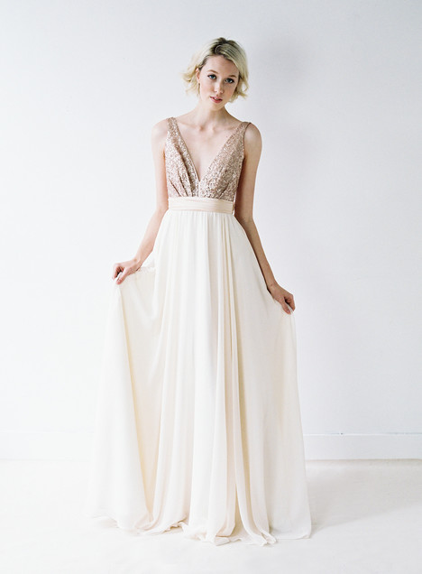 Eden gown from the 2015 Truvelle collection, as seen on dressfinder.ca