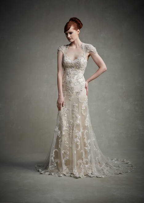 Jaime gown from the 2015 Enzoani collection, as seen on dressfinder.ca