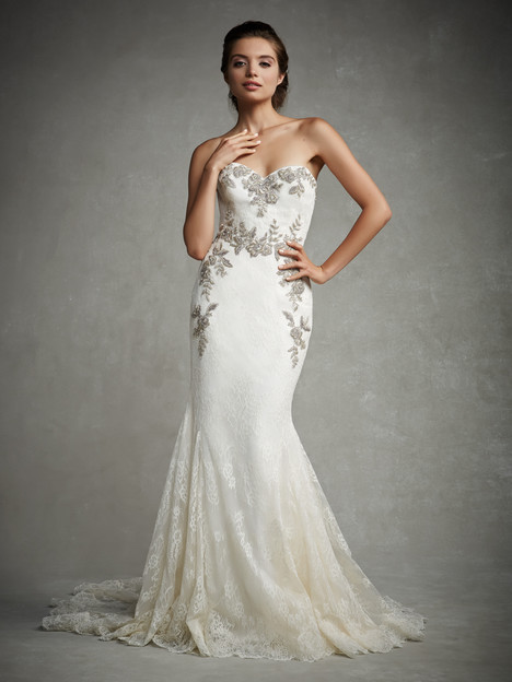 Jocelyn gown from the 2015 Enzoani collection, as seen on dressfinder.ca
