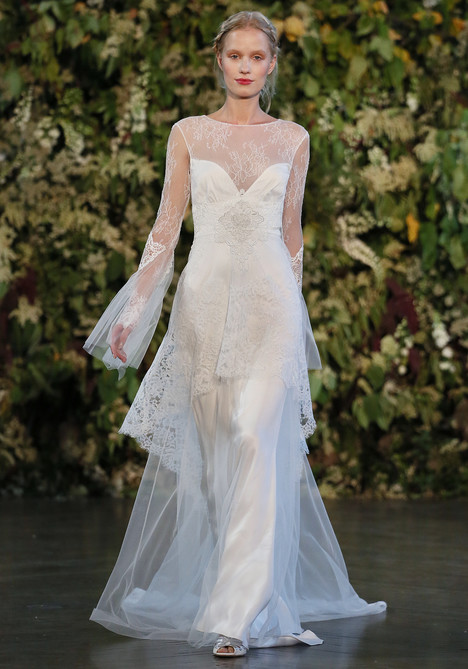 Angelica Wedding                                          dress by Claire Pettibone : Romantique