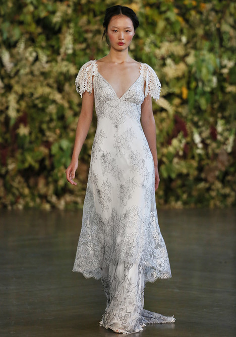 Basilica Wedding                                          dress by Claire Pettibone: Romantique