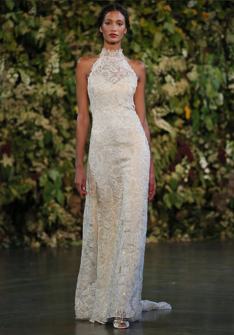 Celestine Wedding                                          dress by Claire Pettibone: Romantique